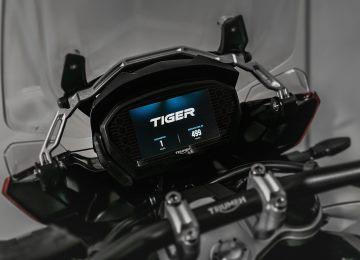 Instruments TFT Full Color réglables et appareillage lumineux