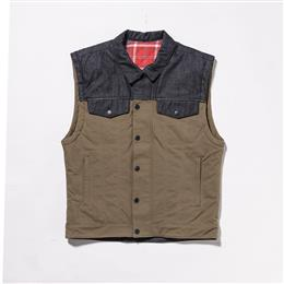 BONNEVILLE CANVAS VEST